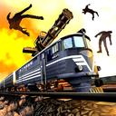 火车射击僵尸战争