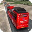 教练巴士停车模拟器