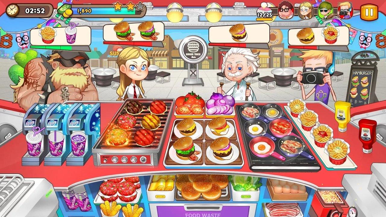 烹饪冒险2021安卓版