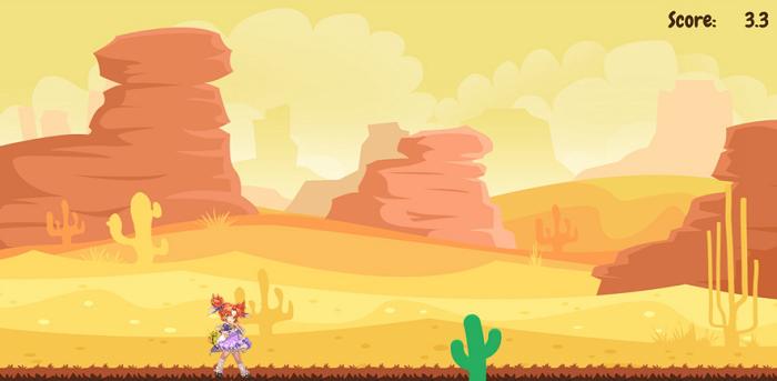 沙漠跑酷ios版