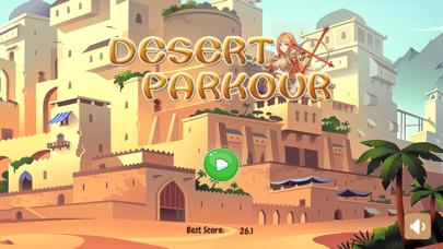 沙漠跑酷跑ios版
