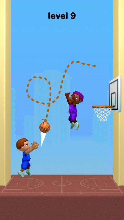 涂鸦篮球ios版