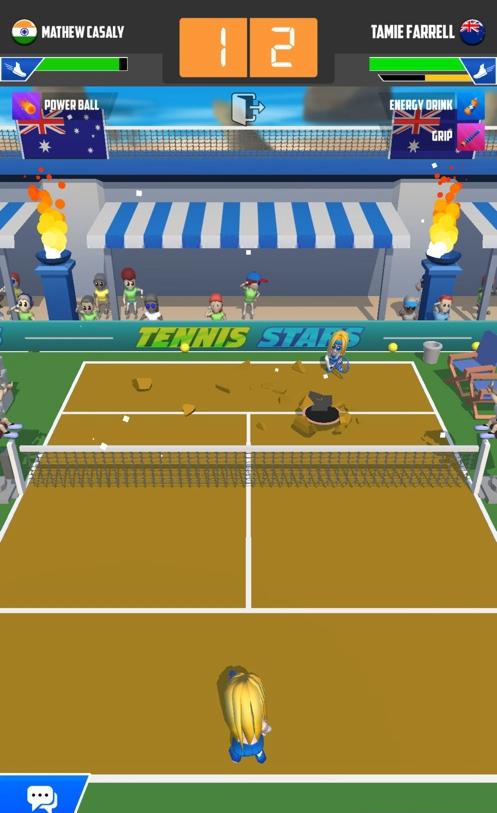 网球之星终极碰撞ios版