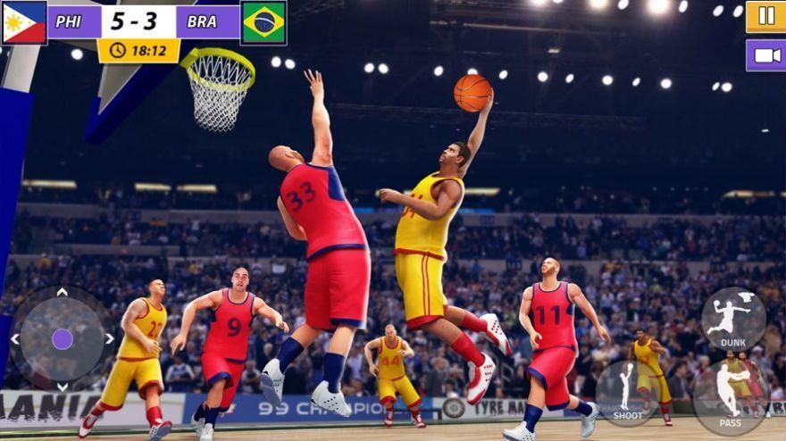 篮球运动竞技场2k21iOS