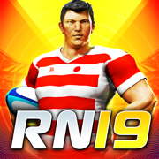 Rugby Nations 19官方苹果版