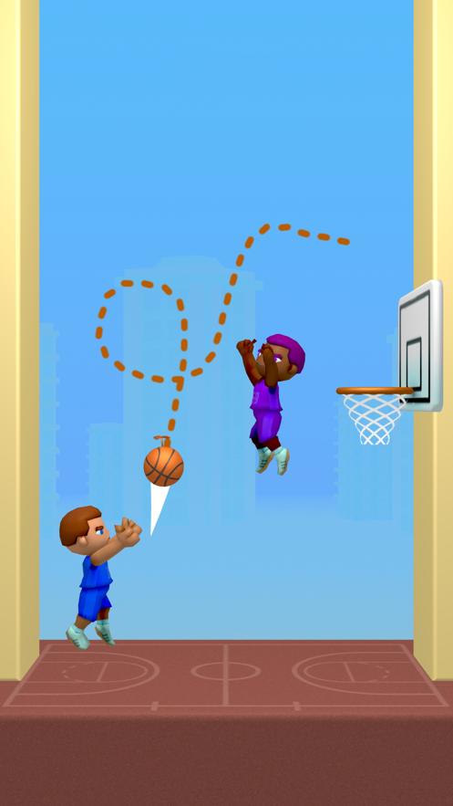 涂鸦篮球iOS
