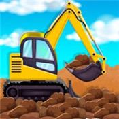 建筑施工卡车ios