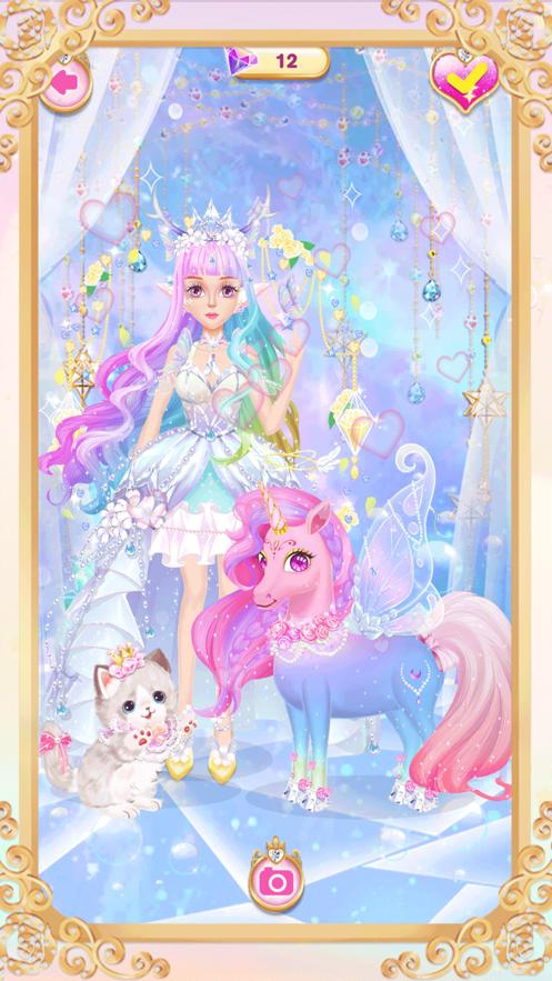 换装小马公主游戏iOS版
