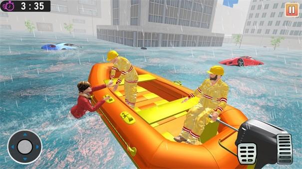 洪水救援任务紧急苹果版
