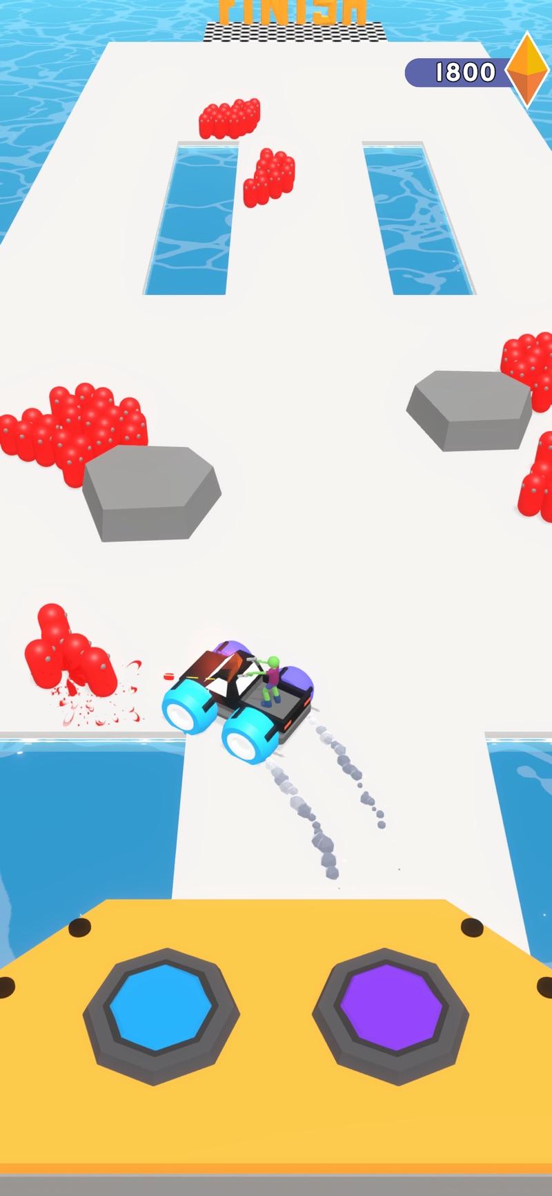 汽车控制3DiOS