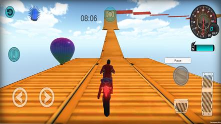 超级坡道自行车比赛iOS版