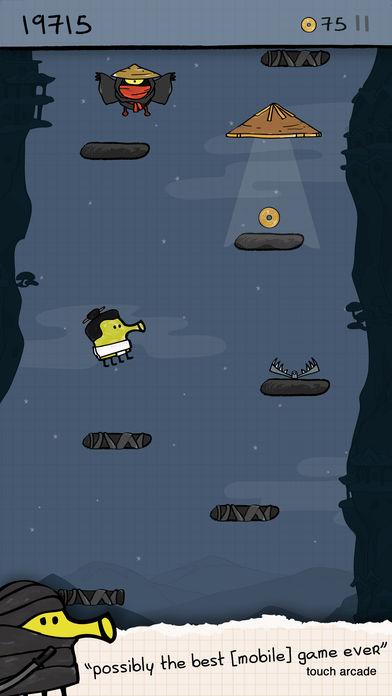Doodle Jump新版下载