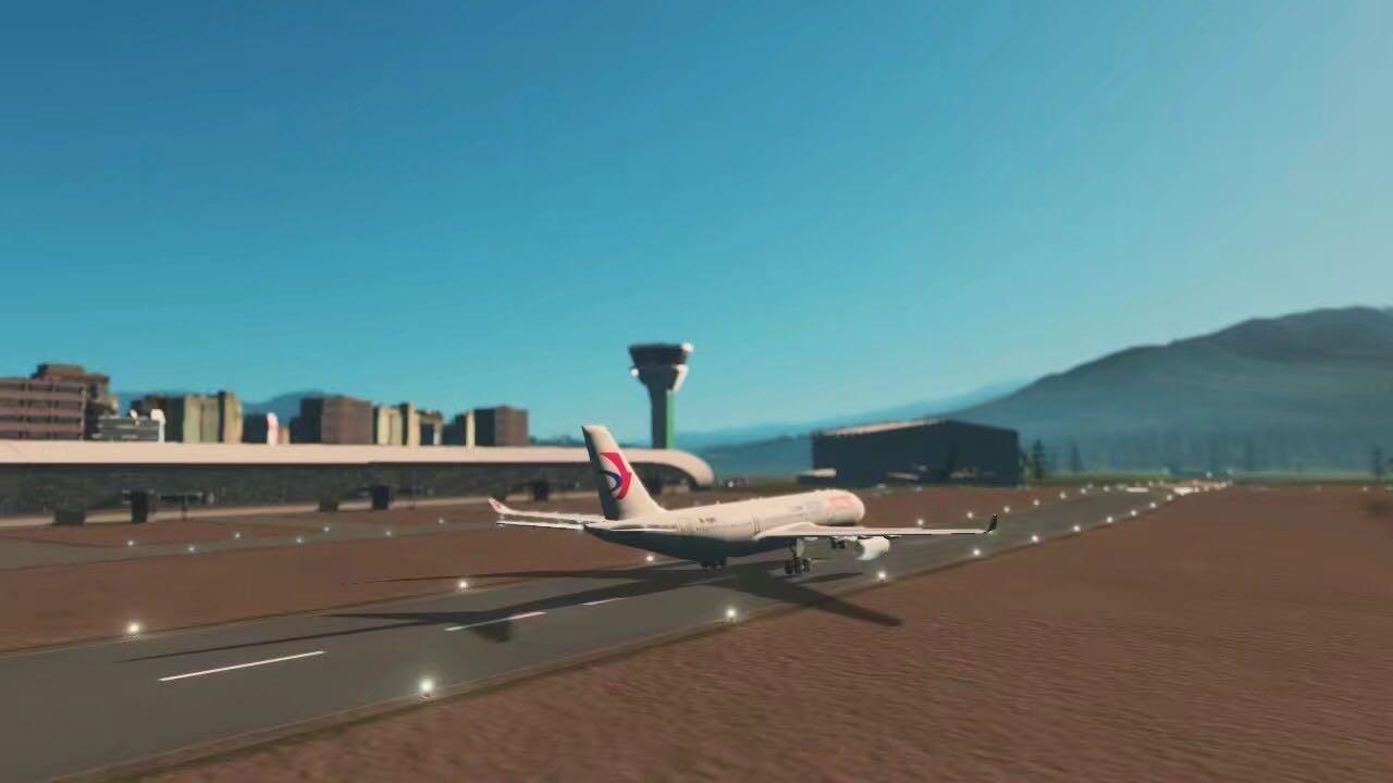 城市天际线飞机场详解分享