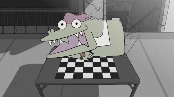鳄鱼待会见新内容