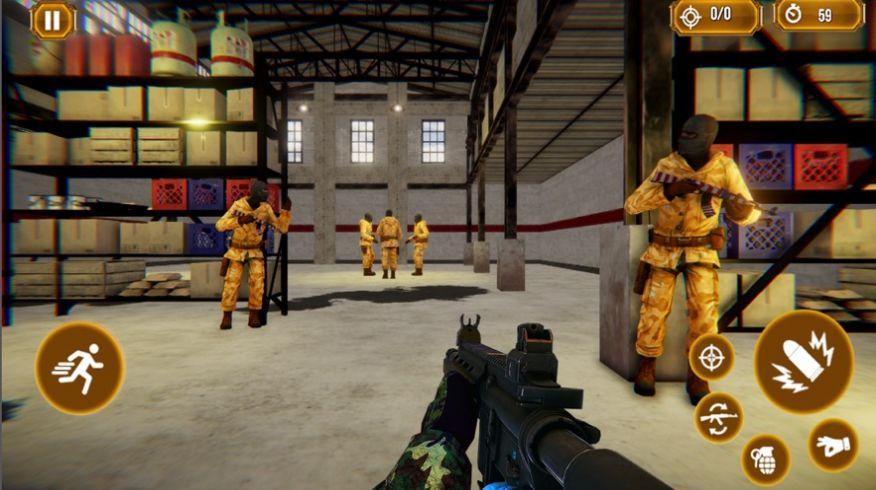 狙击手射击FPS最新版