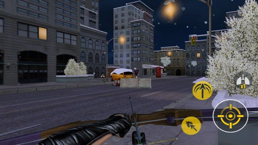 精英弓箭手3D最新版