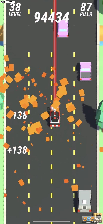 Crashy Road官方版