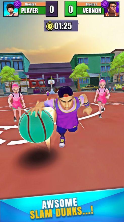 扣篮篮球罢工游戏ios