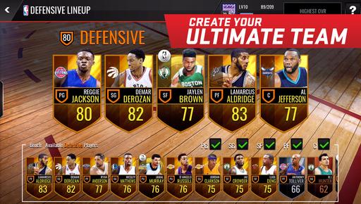 王牌NBA手游iOS版