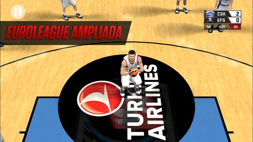 NBA2K17 iOS版