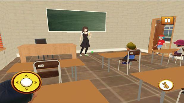 动漫高中老师3中文版ios