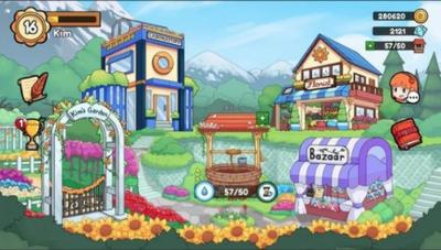 金姆的花园游戏
