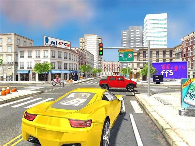 闲置汽车驾驶模拟器ios