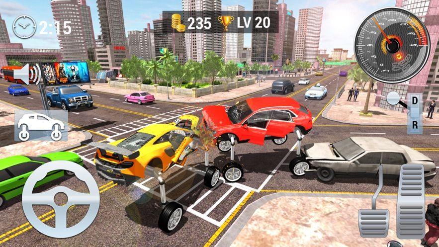 高架车祸司机ios