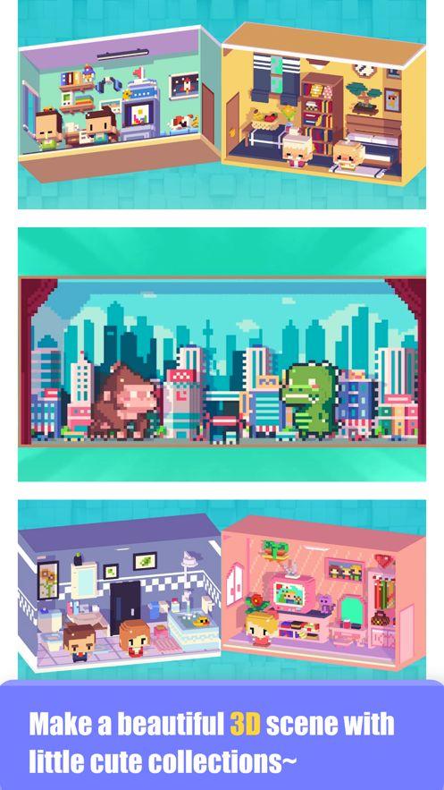 刮刮世界3D游戏ios