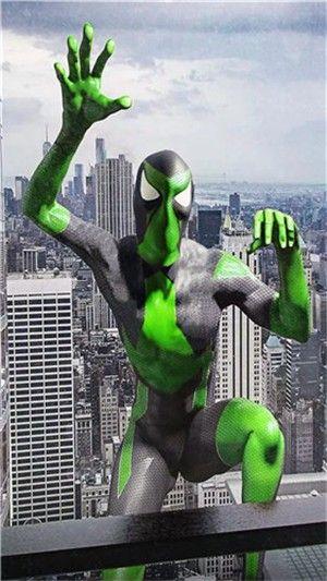 忍者蜘蛛盾英雄ios