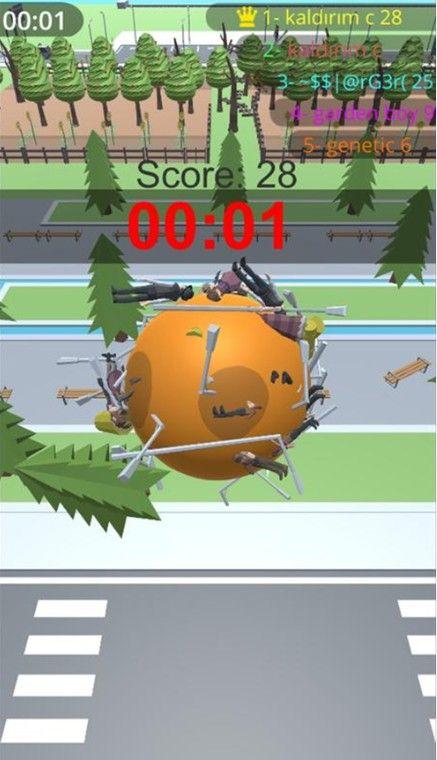 滚雪球挑战赛游戏ios版