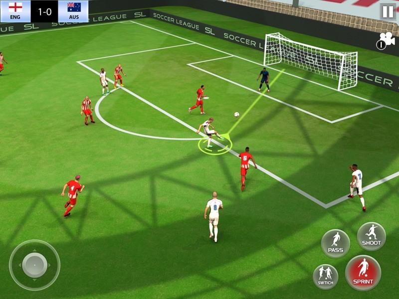 足球游戏2021ios