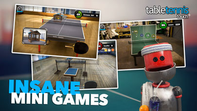Table Tennis Touch苹果版