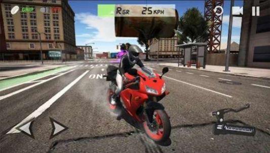 越野摩托比赛游戏ios