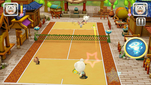 网球王牌手游IOS