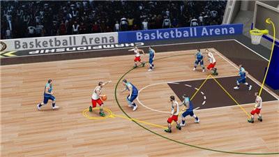 篮球体育游戏2k21 ios