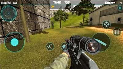 FPS射击打击ios